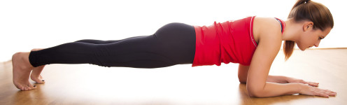 Tips for Washboard Abs – Plank